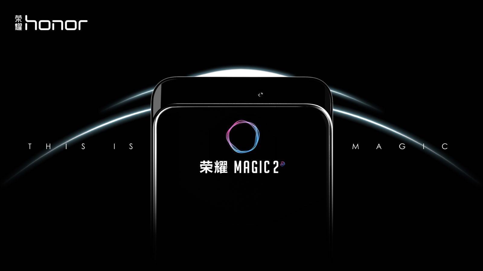【视频】颤抖吧!荣耀Magic 2霸气归来!,荣耀Magic2-花粉俱乐部