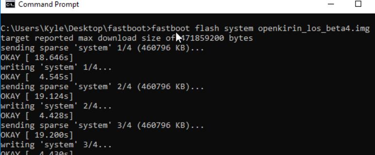 P10/plus 安卓9.0原生刷机教程(有ROM下载链接)