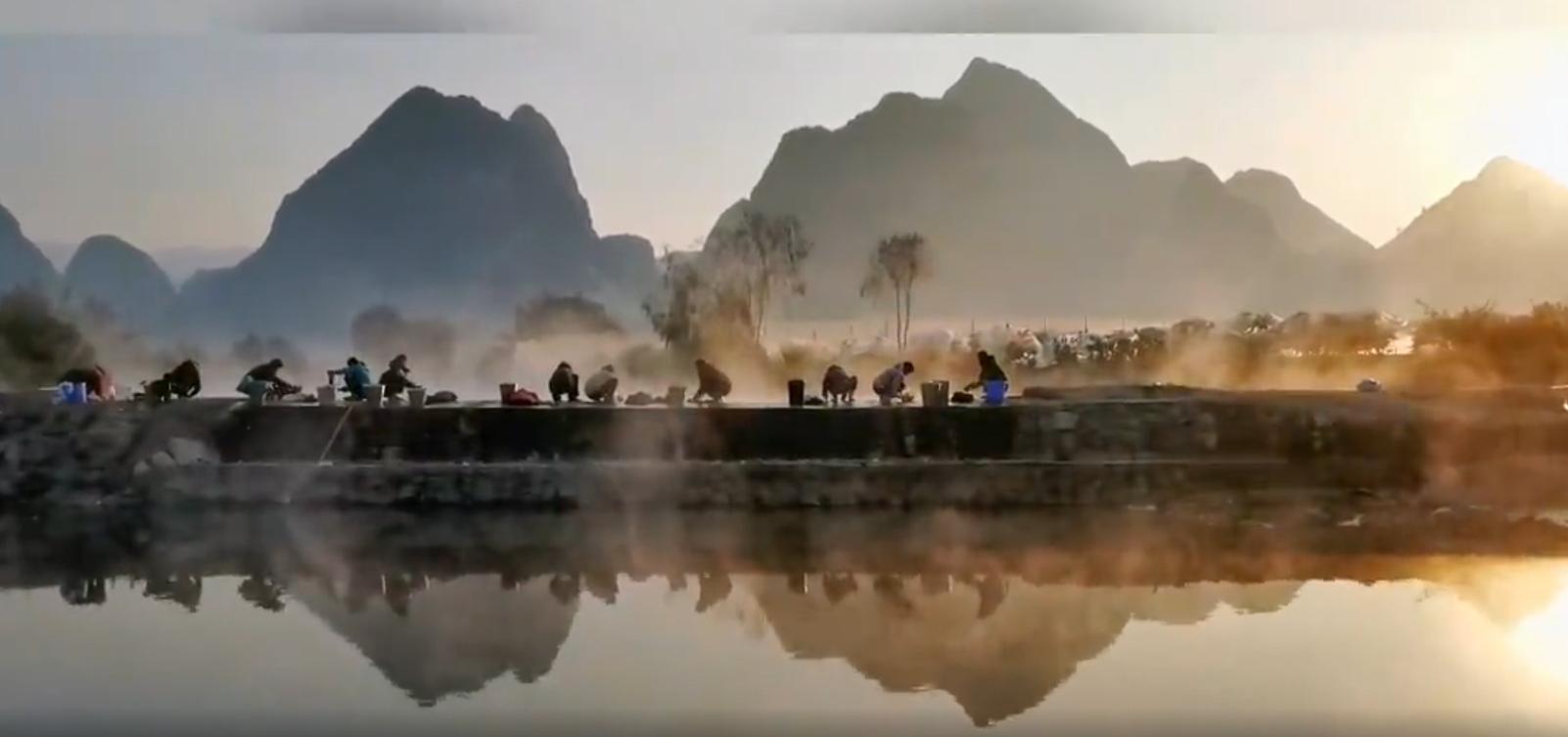 桂林山水甲天下,华为P30系列-花粉俱乐部