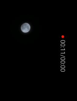 如何用荣耀V30Pro拍摄月亮延时摄影,新影像•手机影片竞赛-花粉俱乐部