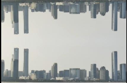 用Snapseed的【双重曝光】制作对称照片,花粉随手拍-花粉俱乐部