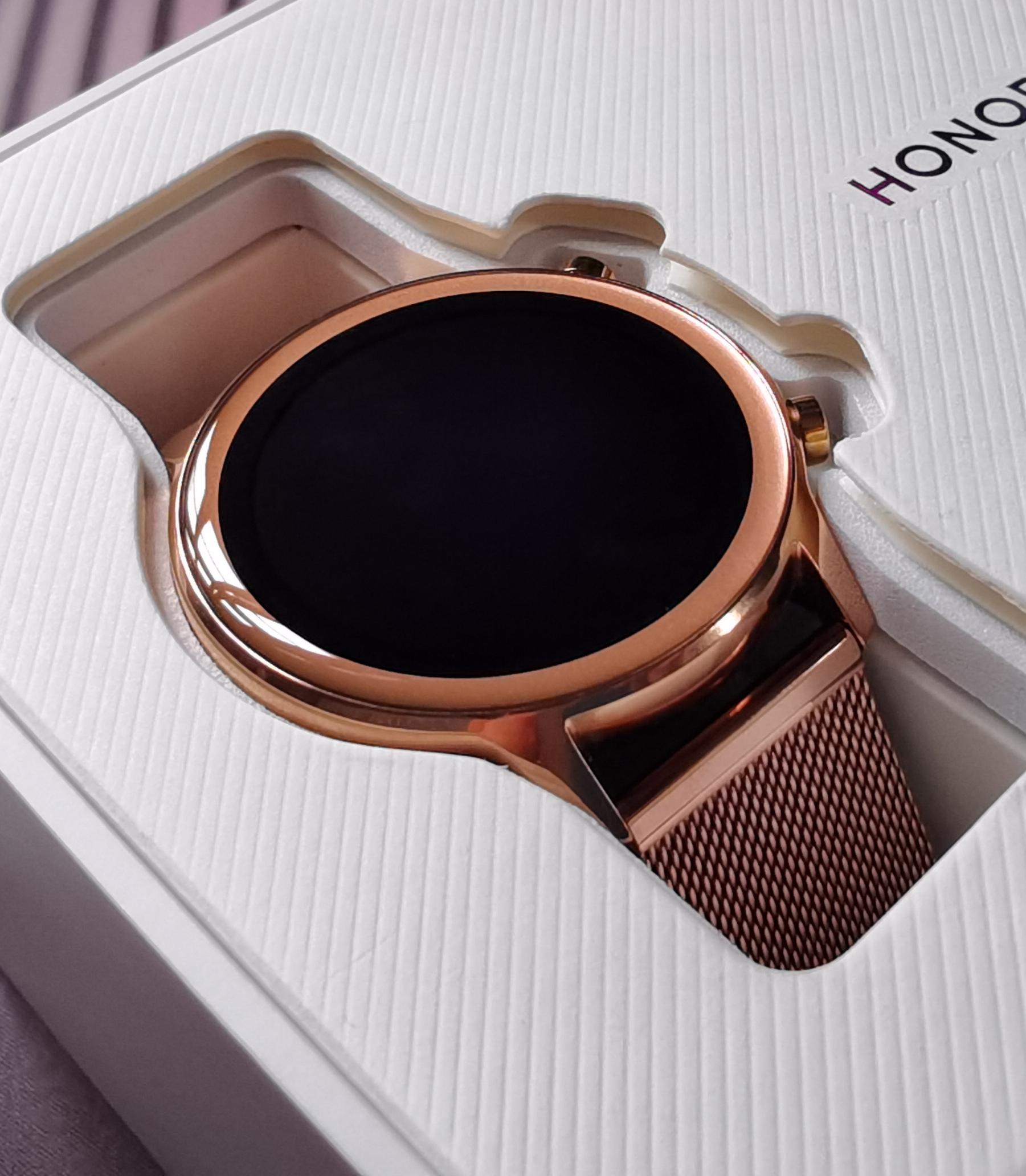 精致的生活,从拥有一块荣耀Magic Watch 2雅致款开始,HONOR MagicWatch 2-花粉俱乐部
