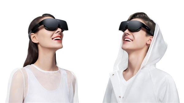华为智慧生活5G空间馆——不一样的VR体验,AR&VR-花粉俱乐部