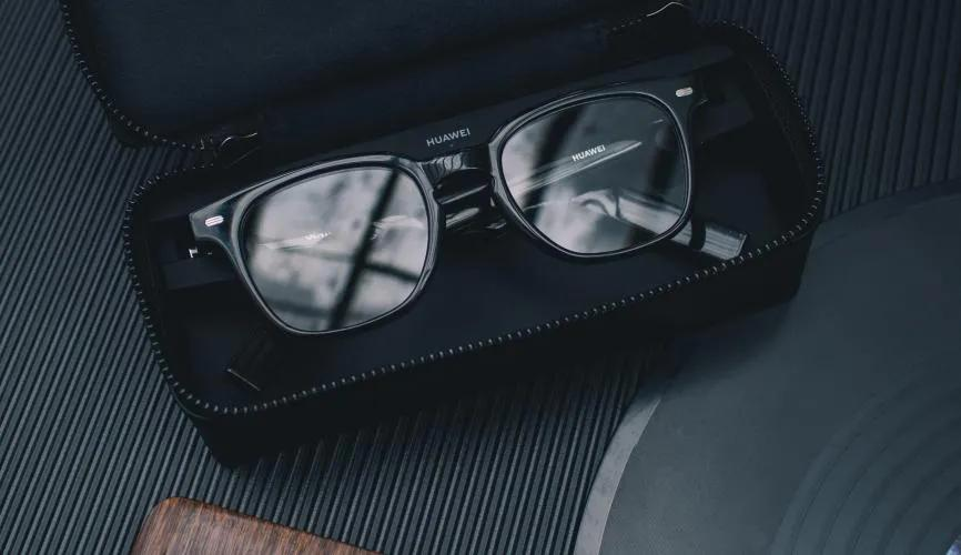 时尚!华为联合GentleMonster打造的Eyewear智能眼镜有点酷喔!,HUAWEI-GENTLE MONSTER智能眼镜-花粉俱乐部