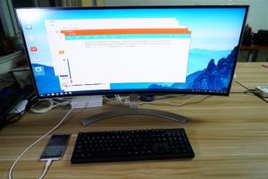 【评测骑士团】投屏功能让Mate 10手机、电脑自由切换 双11...,华为Mate10系列-花粉俱乐部