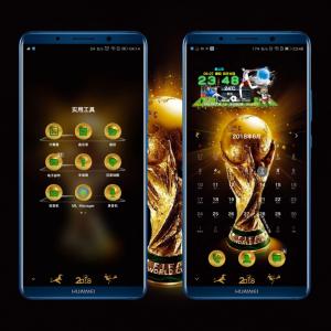 【主题爱好者】FIFA Textuye适配40+EMUI8.0主题,主题爱好者-花粉俱乐部