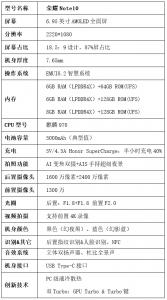 快!冷!劲!大屏旗舰荣耀Note10综评-你想了解的都在这里!,荣耀Note10-花粉俱乐部