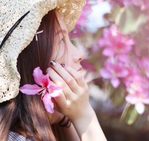 我想为你唱一首紫荆花的歌,花粉随手拍-花粉俱乐部