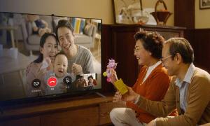 升降摄像头,1080P高清视频通话,这样的荣耀智慧屏PRO心动...,荣耀智慧屏-花粉俱乐部