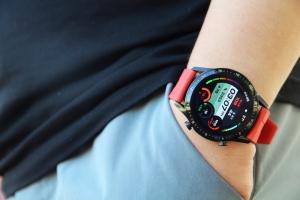 超长续航华为Watch GT 2深度体验测评!,HUAWEI WATCH GT 2/2e-花粉俱乐部