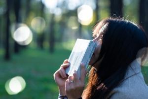 【花粉女生】挪威的森林,花粉随手拍-花粉俱乐部