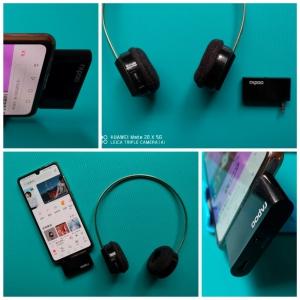 玩的是情怀-华为P30手机使各种耳机的实验,华为P30系列-花粉俱乐部