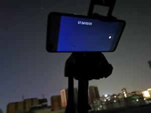 手把手教你如何用Nova 6 5G 拍摄朋友圈爆款星空延时视频,华为nova6系列-花粉俱乐部