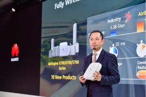 近期AirEngine Wi-Fi 6系列新品发布;华为获得91个5G合同,还有哪些新消息?,花粉漫谈-花粉俱乐部