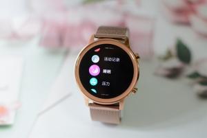 这才是我们所需的智能手表:荣耀MagicWatch2 樱粉金,HONOR MagicWatch 2-花粉俱乐部