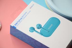 荣耀FlyPods 3评测:双重主动降噪设计,给你一个安静的听歌环境,荣耀FlyPods系列-花粉俱乐部
