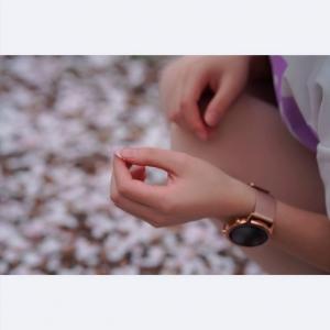 【荣耀手表2】四月你好,花粉随手拍-花粉俱乐部