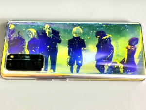 【荣耀30系列背壳创作大赛】流光幻镜镜面创意--光与影的完美和弦!,荣耀30系列-花粉俱乐部