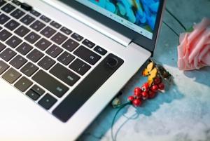 颜值超高的生产力工具——荣耀Magic Book Pro,花粉随手拍-花粉俱乐部
