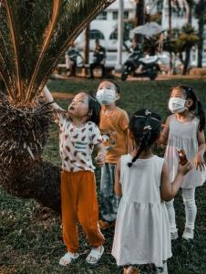 【华为P40pro】六一儿童节特辑,花粉随手拍-花粉俱乐部