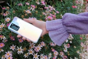 【P40 Pro】紫色小清新,花粉随手拍-花粉俱乐部