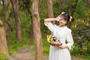 【花粉女生】去森林里!,花粉随手拍-花粉俱乐部
