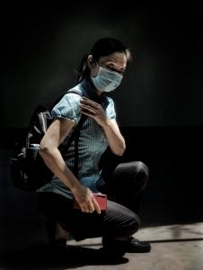 摄影 | 用光影刻画人物内心性格,这位摄影师用一部手机就做到了!,花粉随手拍-花粉俱乐部