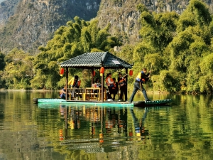 忆美丽的桂林山水,花粉随手拍-花粉俱乐部
