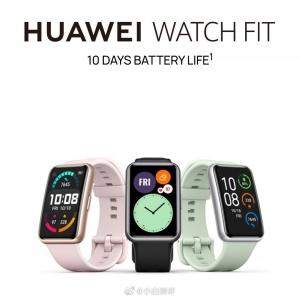 资讯   华为在海外官网上架新手表?华为WATCH FIT真的来了!,HUAWEI WATCH GT 2/2e-花粉俱乐部