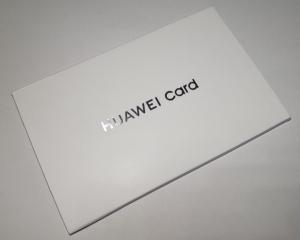 【AVW开箱】HUAWEI Card 华为用户的专属数字信用卡!,华为Mate30系列-花粉俱乐部