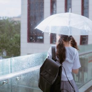 【风范双肩包】9月有雨,花粉随手拍-花粉俱乐部