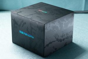 腕上新潮——荣耀GS Pro极地白 户外运动手表开箱,荣耀手表 GS Pro-花粉俱乐部