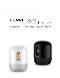 #HUAWEI Mate 40系列全球线上发布会#,一图读懂HUAWEI Sound!,HUAWEI Sound 系列-花粉俱乐部