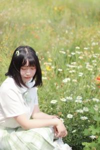 【花粉女生】一到晴天 所有的可爱都会跑出来晒太阳,花粉随手拍-花粉俱乐部