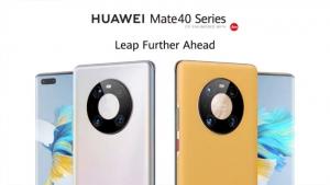 华为Mate40国行售价曝光 | 荣耀V40系列有望下月发布,华为Mate40系列-花粉俱乐部