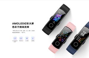 PK | 手环即将迈入全面屏时代,你认为一款全面大屏的手环重要吗?,荣耀手环6-花粉俱乐部