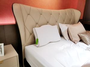 华为智选MOK PLANET 智能乳胶枕,好睡眠带来好心情,HiLink生态产品-花粉俱乐部