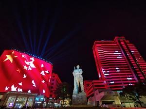 广州海珠广场,花粉随手拍-花粉俱乐部