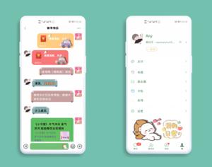 【微信主题】小萌熊 8.0最新微信更新版,创作-花粉俱乐部