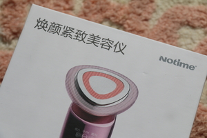 Notime美容仪,一款可以hilink的美容仪,鸿蒙智联-花粉俱乐部