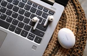 年轻人的第一台?HUAWEI FreeBuds 4i无线主动降噪耳机入手分享,华为FreeBuds 4i无线耳机-花粉俱乐部