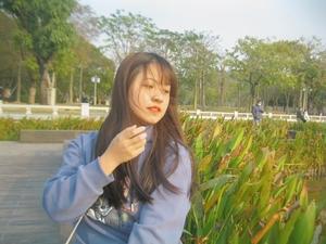 【花粉女生】晒晒太阳补充能量,花粉随手拍-花粉俱乐部