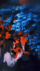 《麦子映画》~《寂寞空庭春欲晚•晚春印象》,花粉随手拍-花粉俱乐部