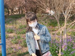 【花粉女生】你和四月,都是春天,花粉随手拍-花粉俱乐部