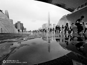 【新影像社区】City Walk,花粉随手拍-花粉俱乐部