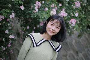 【花粉女生】蔷·薇,花粉随手拍-花粉俱乐部