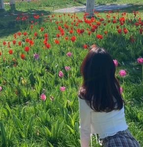 【花粉女生】夏天真的要来啦,花粉随手拍-花粉俱乐部