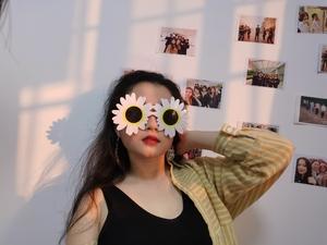 【花粉女生】傻傻的日常,花粉随手拍-花粉俱乐部