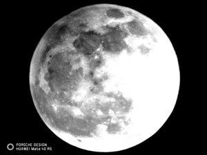 【明月千里】超级月亮,花粉随手拍-花粉俱乐部