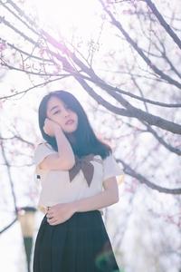 【花粉女生】桃花之恋,花粉随手拍-花粉俱乐部